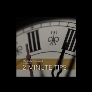2 Minute Tip ~ #13 Redefining Mistakes